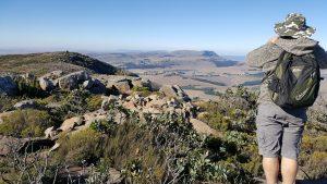 The top of Giakaskop